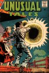Cover For Unusual Tales 12
