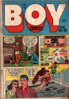 Cover For Boy Comics 38