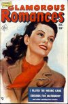 Cover For Glamorous Romances 56