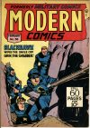 Cover For Modern Comics 58