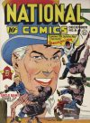 Cover For National Comics 6