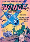 Cover For Wings Comics 17