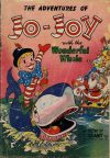 Cover For The Adventures of Jo Joy and the Wonderful Whale