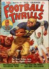 Cover For Football Thrills 1