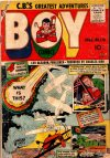Cover For Boy Comics 110