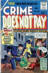 Cover For Crime Does Not Pay 146