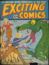 Cover For Exciting Comics 4