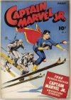 Cover For Captain Marvel Jr. 15