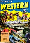 Cover For Cowboy Western 39
