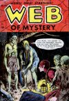Cover For Web of Mystery 27