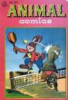 Cover For Animal Comics 22