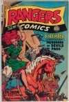 Cover For Rangers Comics 53