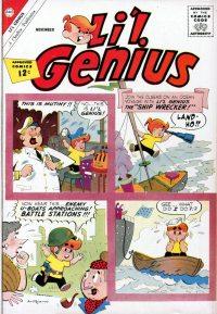 Large Thumbnail For Li'l Genius #41