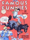 Cover For Famous Funnies 91