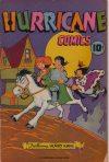Cover For Hurricane Comics nn