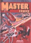 Cover For Master Comics 13 (fiche)