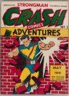 Cover For Crash Comics 1 (2fiche)