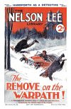 Cover For Nelson Lee Library s2 33 - The Remove on the Warpath