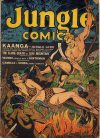 Cover For Jungle Comics 36