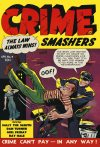 Cover For Crime Smashers 4