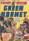 Cover For Green Hornet, Racket Buster 46