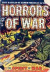 Cover For The Horrors 11 (Of War)