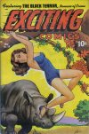 Cover For Exciting Comics 58