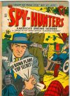 Cover For Spy Hunters 7