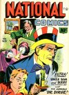 Cover For National Comics 29