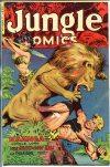 Cover For Jungle Comics 159