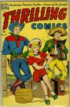 Cover For Thrilling Comics 72