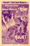 Cover For The Magnet 1661 The Phantom of the Moat House!