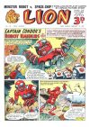 Cover For Lion 157