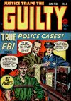 Cover For Justice Traps the Guilty 8