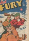 Cover For Jet Fury 22