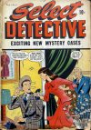 Cover For Select Detective 1