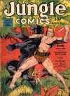 Cover For Jungle Comics 3