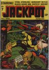 Cover For Jackpot Comics 7