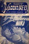 Cover For L'Agent IXE 13 v2 184 Le mystérieux Niki