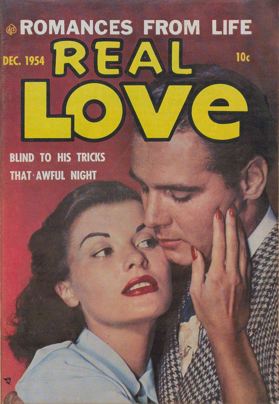 Comic Book Cover For Real Love #65