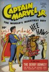 Cover For Captain Marvel Jr. 110