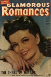 Cover For Glamorous Romances 46