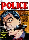 Cover For Police Comics 111