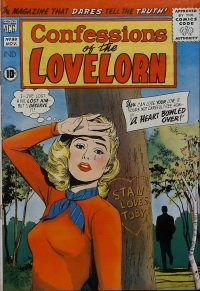 Large Thumbnail For Confessions of the Lovelorn #99