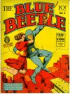 Cover For Blue Beetle 4