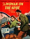 Cover For Sexton Blake Library S3 279 The Woman on the Spot