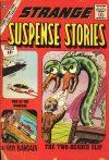 Cover For Strange Suspense Stories 60