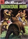 Cover For Ben Bowie and His Mountain Men 13