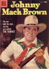 Cover For 0834 Johnny Mack Brown