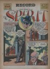 Cover For The Spirit (1945 10 21) Philadelphia Record